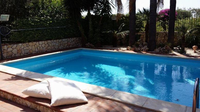 Ferienhaus für 5 Personen mit Pool, Meerblick, Riposto, Ostküste ...